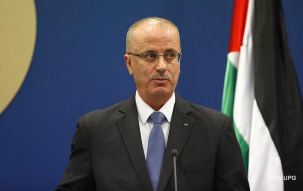Всекторе Газа пытались подорвать кортеж премьера Палестины