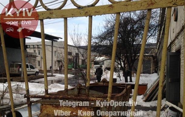 В Киеве на металлобазе нашли тело младенца