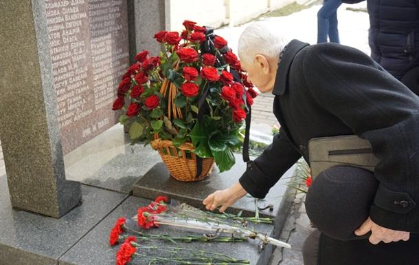 В Киеве почтили память жертв Куреневской трагедии