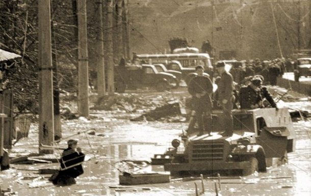 Куренівський потоп. Річниця трагедії в Києві
