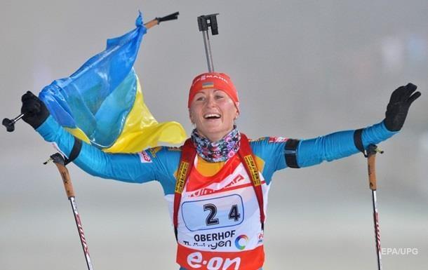 Сборная Украины по биатлону не поедет на этап Кубка мира в России