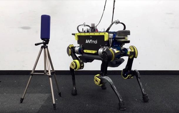 В Сети показали танцующего робота-собаку