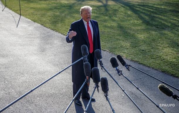 Трамп вперше прокоментував отруєння Скрипаля