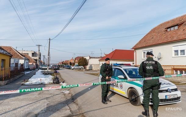 В Словакии повторно задержали подозреваемого в убийстве журналиста
