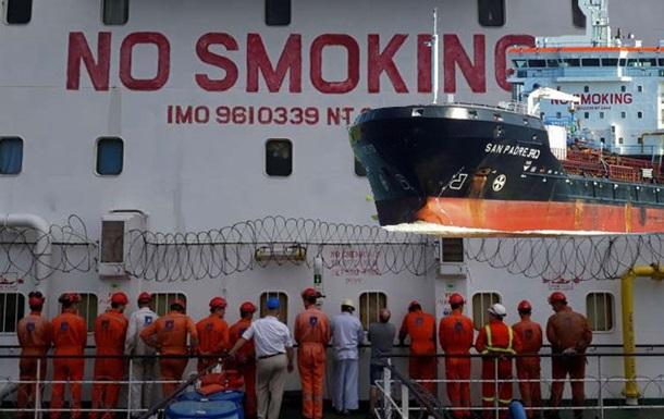 В Нигерии арестовали 16 украинских моряков – СМИ