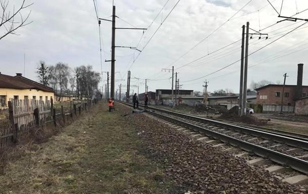 У Львові поїзд перерізав чоловіка навпіл