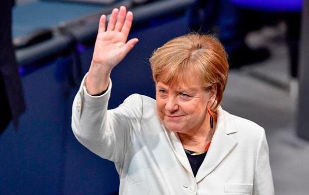 Меркель вчетверте стала канцлером Німеччини