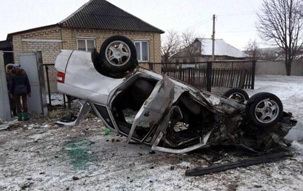 В Украине сократилось количество ДТП