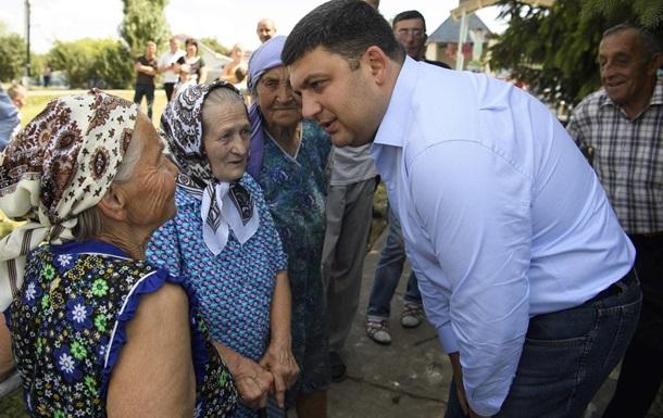 Как Украина превращается в страну пенсионеров и чиновников