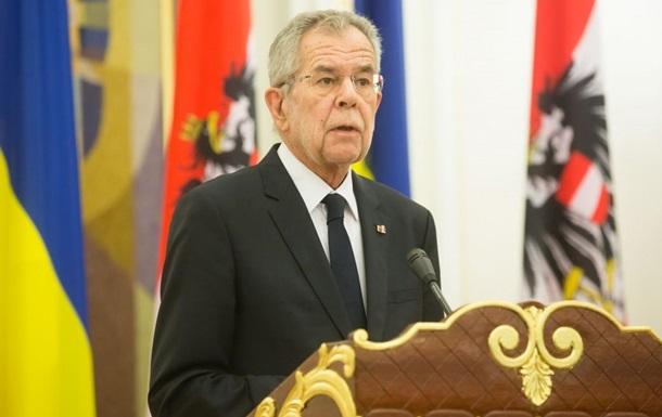 Австрія не визнає російські вибори в Криму