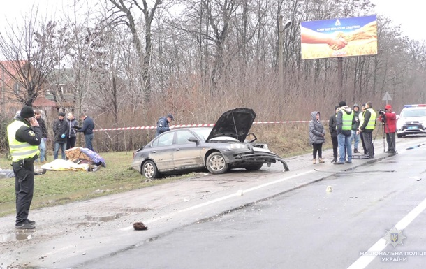 У ДТП на Буковині загинули чотири жінки