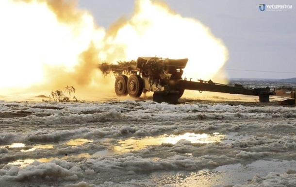 В Украине испытали артиллерийские боеприпасы собственного производства