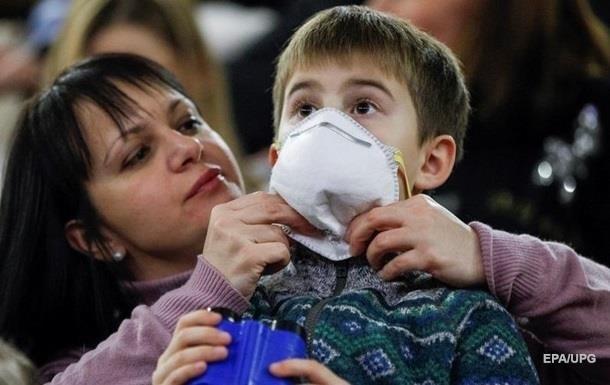 Заболеваемость гриппом в Украине пошла на спад