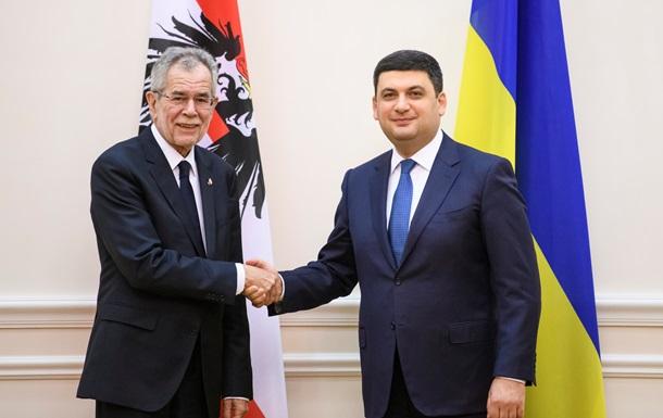 Австрия вложила в экономику Украины $1,3 млрд