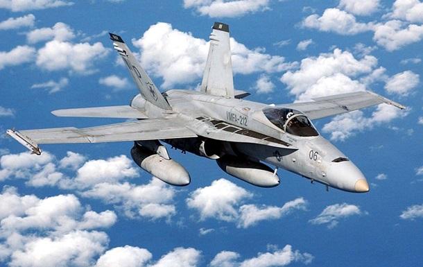 У США розбився винищувач, два пілоти загинули