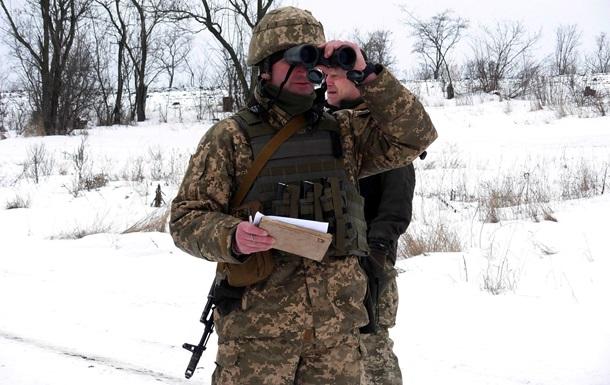 Штаб: Сепаратисти дотримуються перемир я