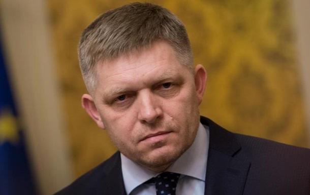 Прем єр Словаччини заявив про готовність піти у відставку
