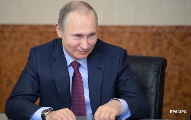 Путін пообіцяв відправити місії на Марс і Місяць