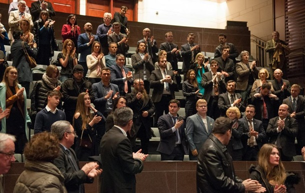 Фільм Кіборги показали в Конгресі США