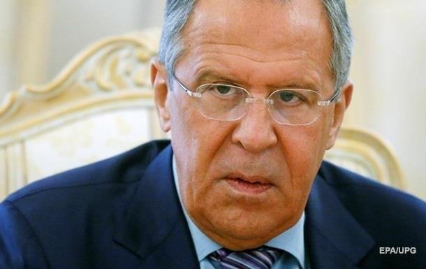 Росія витурить британських дипломатів - Лавров