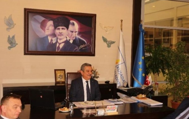Українська делегація відвідала Кушадаси