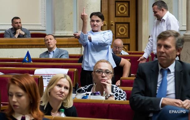 Расстрелять Раду. В чем обвиняют Савченко