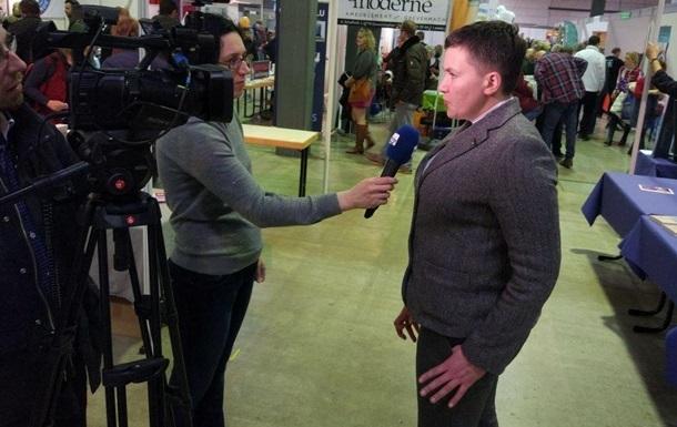 Надія Савченко прибула в Раду