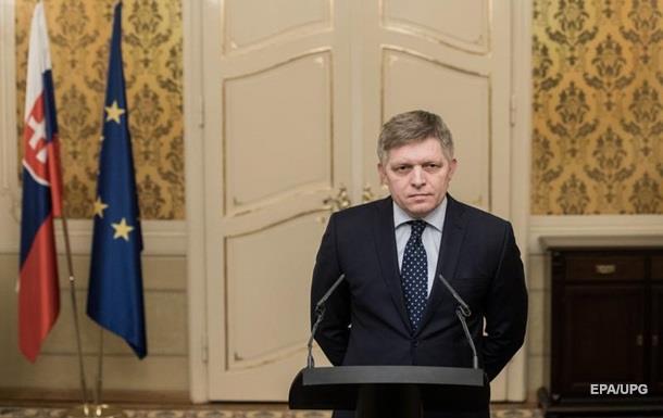 Прем єр-міністр Словаччини пішов у відставку