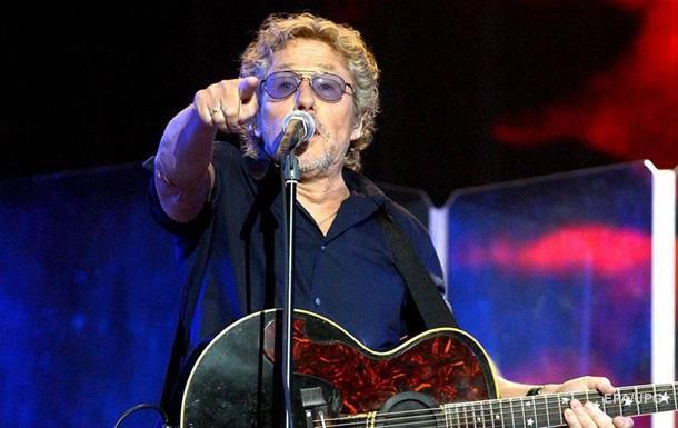 Вокаліст рок-групи The Who оглух - ЗМІ