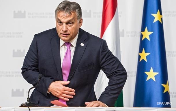 Орбан: Западная Европа под вторжением мигрантов