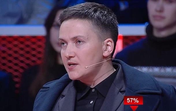 Савченко поверне Порошенкові зірку Героя