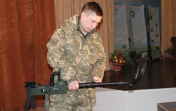 США передали Україні металошукачі