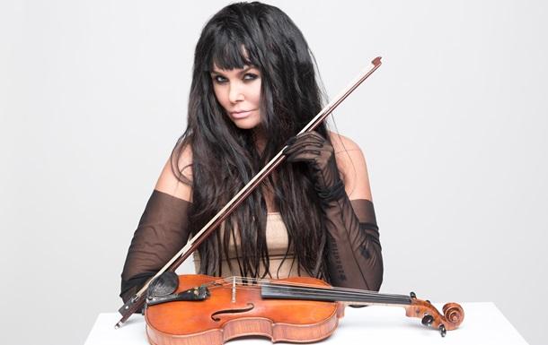 Ассия Ахат сыграет в Киеве на самой дорогой скрипке в мире