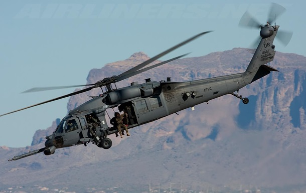 Катастрофа вертольота США в Іраку: загинули сім військових