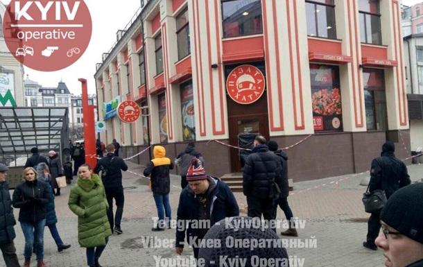 Смерть мужчины в ресторане Киева: появились подробности