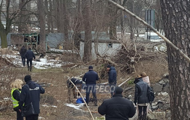 На стройплощадке Киева нашли тело пропавшей девочки