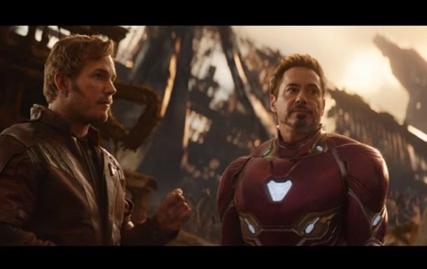Вышел новый трейлер Мстителей: Войны бесконечности