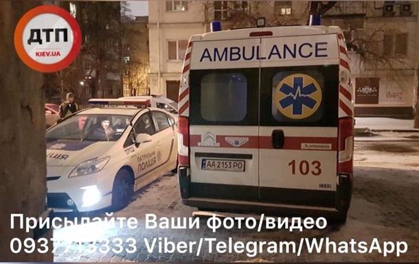 В центре Киева обнаружили труп мужчины