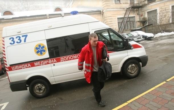 Під Львовом мікроавтобус із заробітчанами потрапив у ДТП