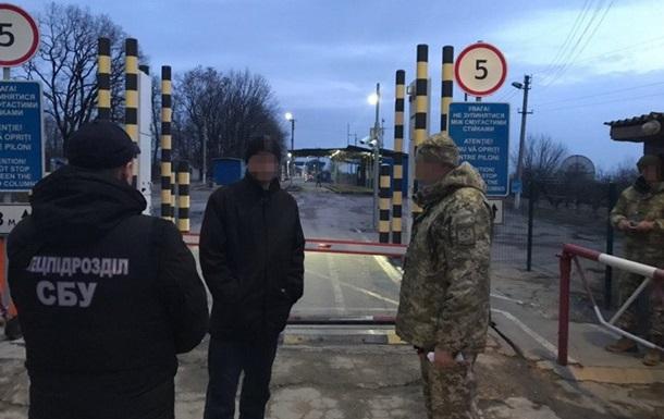 СБУ видворила з України кримінального авторитета з Молдови