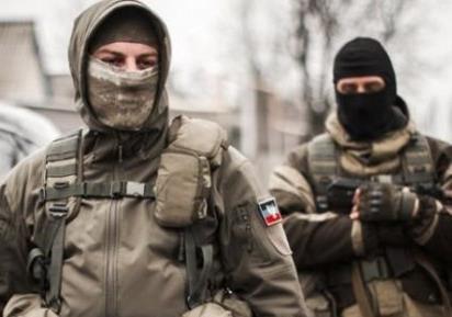 «Морпехи» из «ДНР» мародёрствуют в  детском оздоровительном комплексе «Звездочка