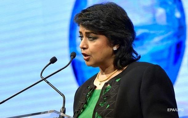 Президент Маврикия подала в отставку из-за финансового скандала