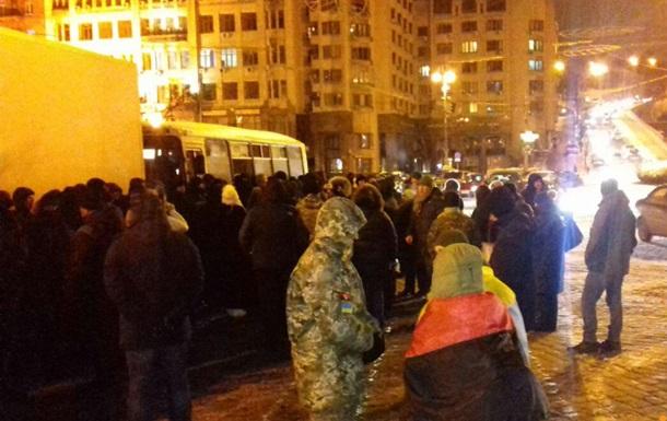 Партія Саакашвілі заявила про затримання активістів у Києві