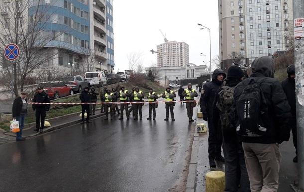 В Одесі  мінували  консульство Росії