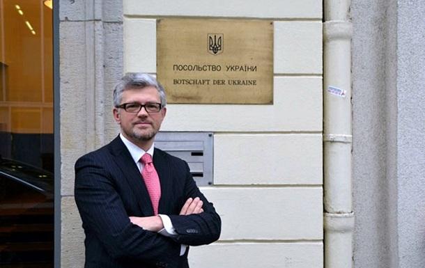 Посол Украины призвал запретить визиты депутатов ФРГ в Крым