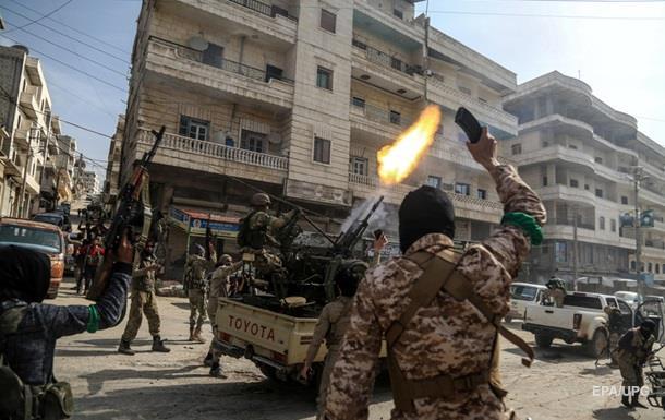 Курди пригрозили Туреччині  партизанським жахом  в Афріні