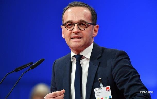 Германия: Выборы президента РФ в Крыму неприемлемы