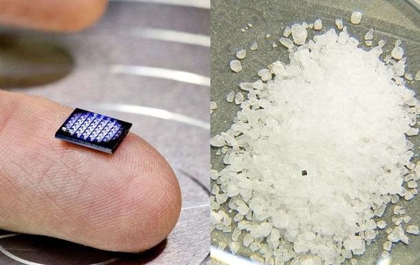 Создан  самый маленький в мире  компьютер