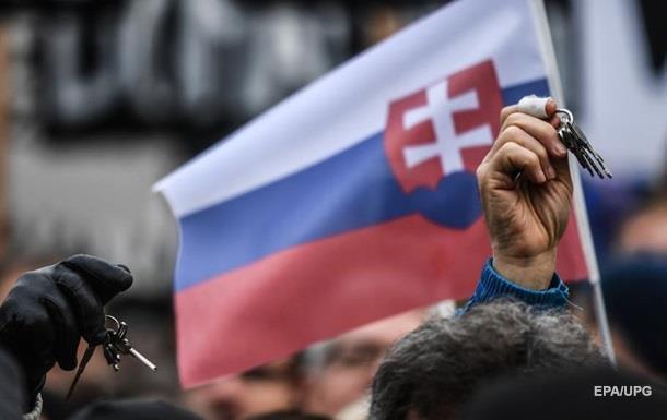 Словаччина відмовилася визнавати вибори в Криму