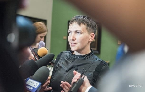 Комітет Ради прийме рішення щодо Савченко 21 березня